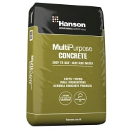 Hanson Multi Purpose Concrete 20kg