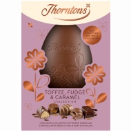 Thorntons Toffee, Fudge & Caramel Egg