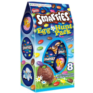 Smarties Egg Hunt Pack 120g