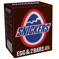 Large Snickers Chocolate Egg
