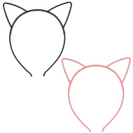 Ella Alice Bands 2pk - Cat Ears