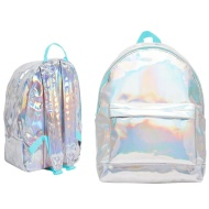 Iridescent Backpack - Blue