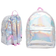 Iridescent Backpack - Pink