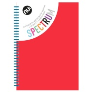 Nu Spectrum Study Book - Red