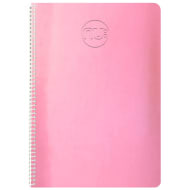 Nu Shine A4 Holographic Notebook - Pink