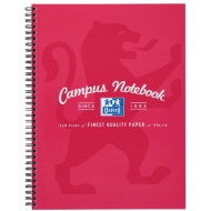 A4 Oxford Campus Notebook - Pink