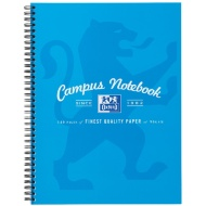 A4 Oxford Campus Notebook - Blue