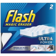 Flash Magic Erasers 2pk