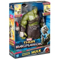Thor Ragnarok Interactive Gladiator Hulk Action Figure