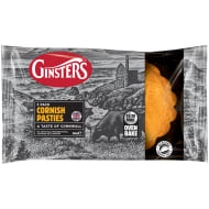 Ginsters Cornish Pasties 2pk