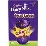 Cadbury Dairy Milk Buttons Small Easter Egg 85g