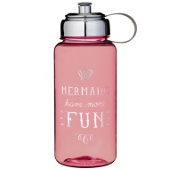 Mermaizing Sports Bottle 1L - Mermaids Have More Fun