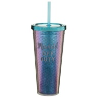 Mermaid Soda Cup - Mermaid Off Duty
