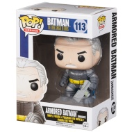 Pop! Heroes Vinyl Figure - Armoured Batman