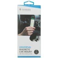 Goodmans Magnetic Phone Car Mount - Black