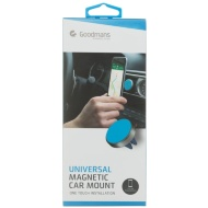 Goodmans Magnetic Phone Car Mount - Blue