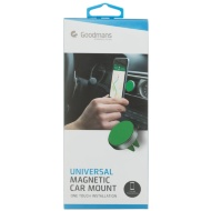 Goodmans Magnetic Phone Car Mount - Green