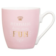 Mermaid Mug - Mermaids Have More Fun