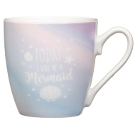 Mermaid Mug - I Will be a Mermaid