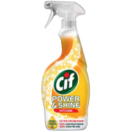 Cif Power & Shine Kitchen Cleaner 700ml