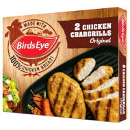 Birds Eye 2 Original Chicken Chargrills 170g