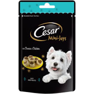 Cesar Mini Joys 100g - Cheese & Chicken