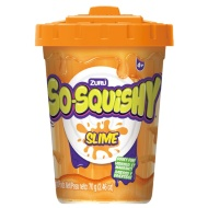 So-Squishy Slime Pot - Orange