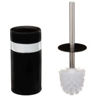 Luxe Toilet Brush - Black