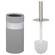 Luxe Toilet Brush - Grey