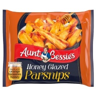 Aunt Bessie's Honey Glazed Parsnips 500g