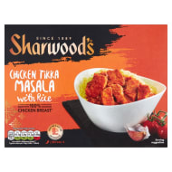 Sharwood's Chicken Tikka Masala 375g