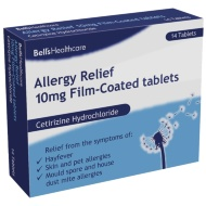 Bell's Allergy Relief Tablets 14pk