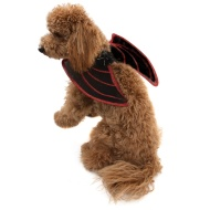 Pets Halloween Wicked Wings Costume