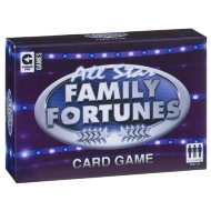 Family Fortunes Card Game