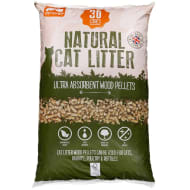 Cat Wood Litter 30L