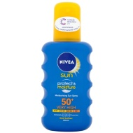 Nivea Sun Lotion Spray Factor 50 200ml