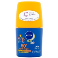 Nivea Kids Sun Lotion Roll On Factor 50 50ml
