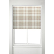 Oakland Check Roller Blind 120cm