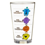 Mr Men Pint Glass