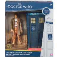 Doctor Who Collectible Action Figure - Fifth Doctor