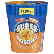 Batchelors Super Noodles 75g - Chicken