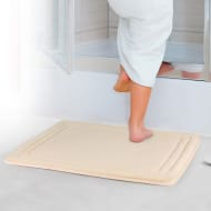 Bath Mat Set 2pk - Stone
