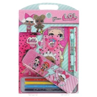 LOL Bumper Stationery Set 12pc