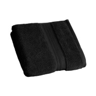 Signature Hand Towel - Black