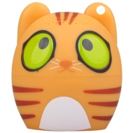 Byte Animalz Bluetooth Speaker - Cat