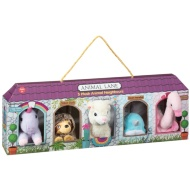 Animal Lane Plush Animal Neighbours 5pk