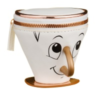 Beauty & the Beast Chip Mug Purse