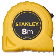 Stanley Tape Measure 8m