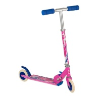 Evo Inline Folding Scooter - Pink