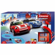 Carrera First Mini Cooper Race Track
